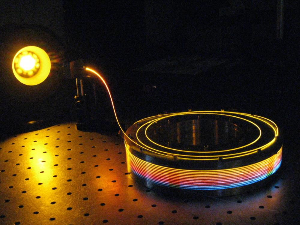 Fiber Lasers Deliver Unique Optical Performance