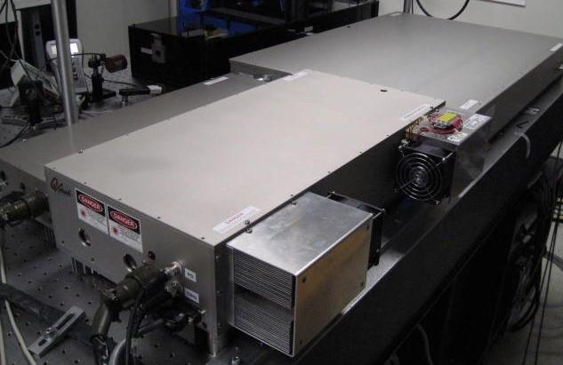 Ultrafast Lasers Yb:KYW