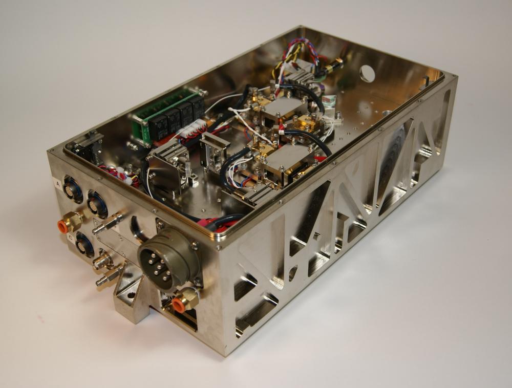 Aurora Solid State Lidar Laser